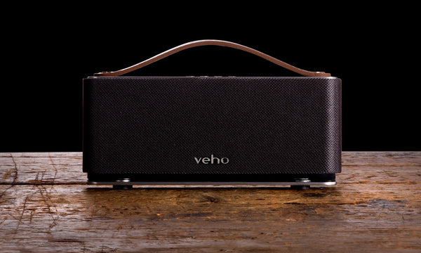 Veho 360° Mode Retro Wireless Bluetooth Speaker