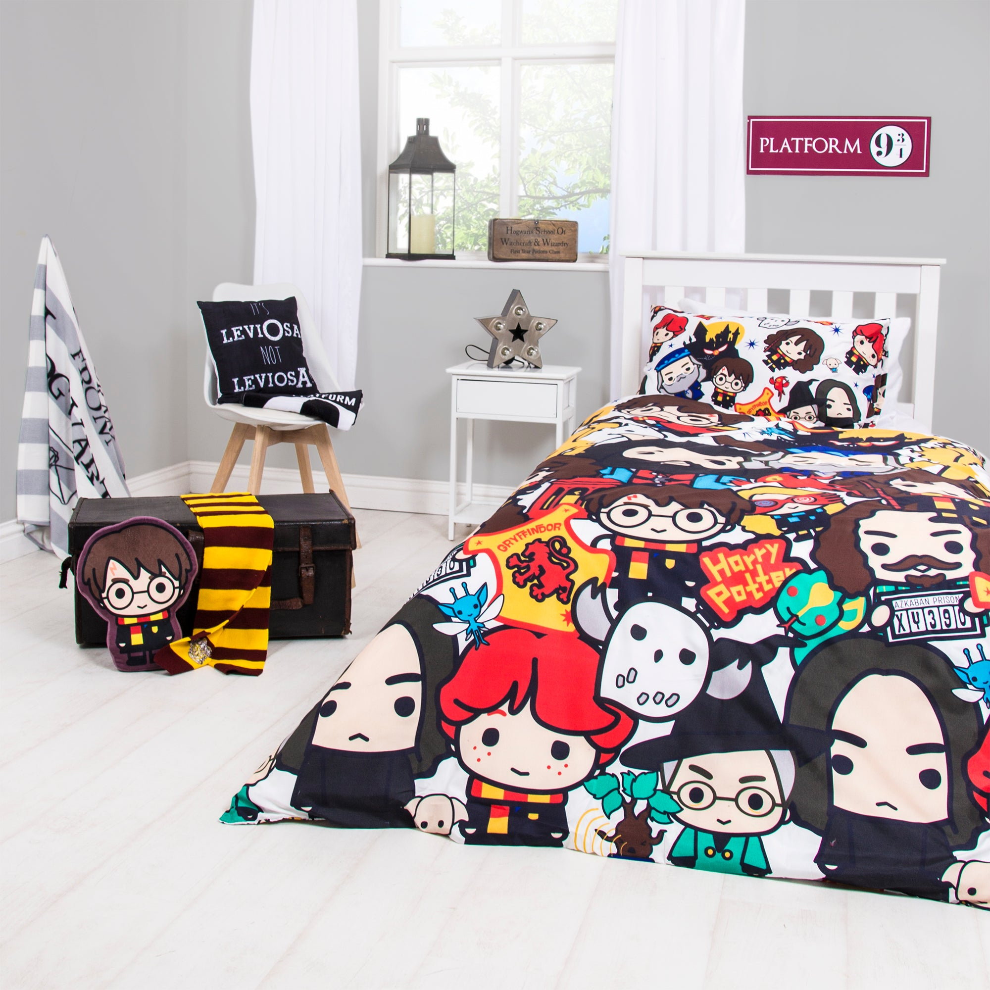Harry Potter Licensed Bed Covers