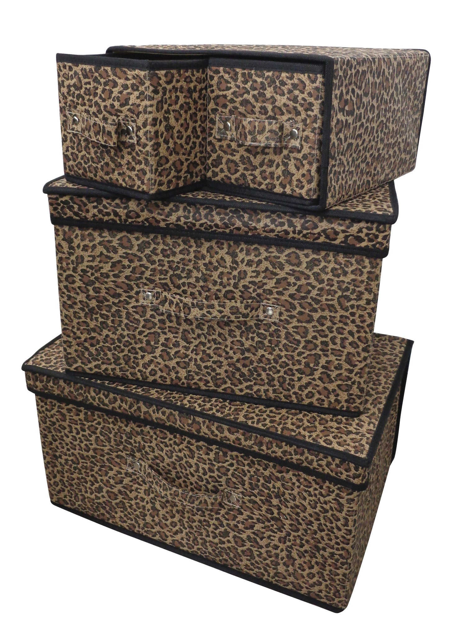 3pc Storage Chest Set