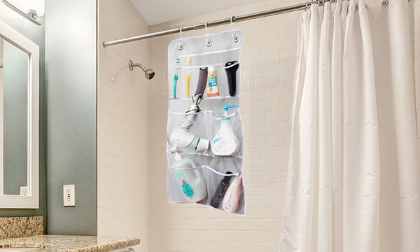 Hanging Bathroom Organiser