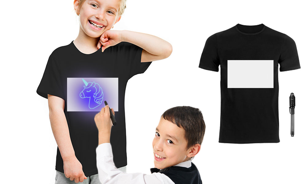 Kids DIY Personalised T-Shirt