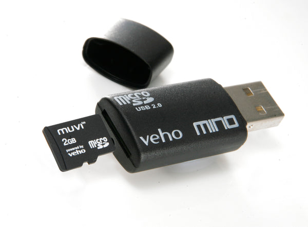 Mino Micro SD-USB Card Reader