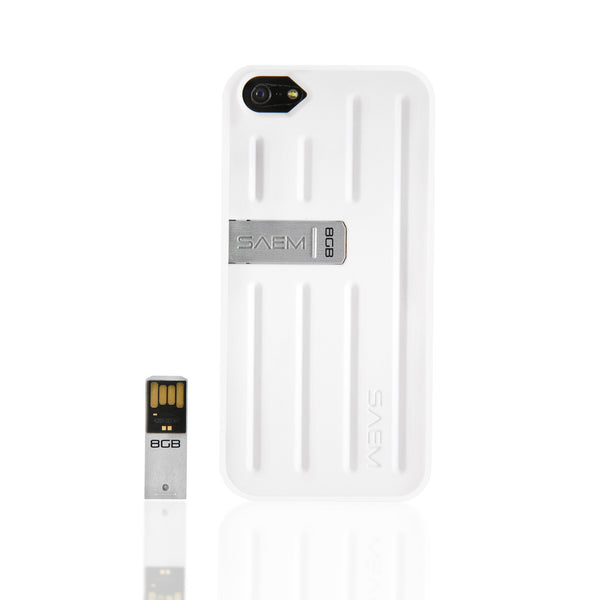 SAEM S7 iPhone  Case with 8GB USB