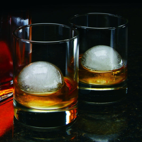 4 Ice Sphere Ball Silicone Mould Tray