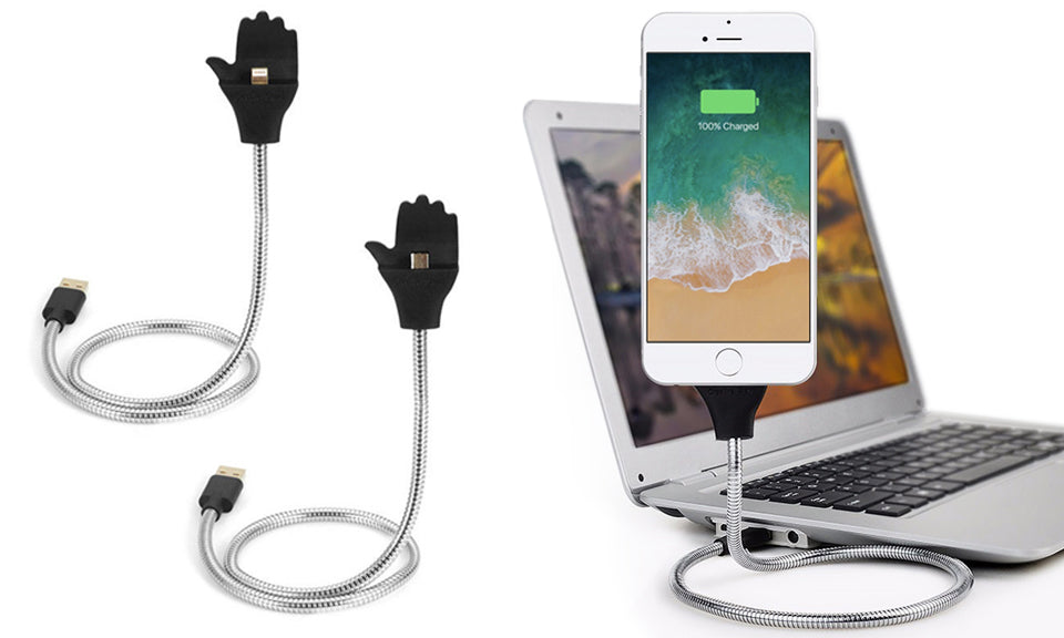 Flexible USB Hand Mount and Charger