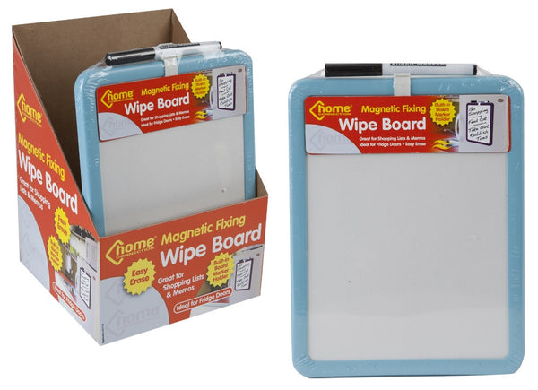 Magnetic Wipe Board With Pen