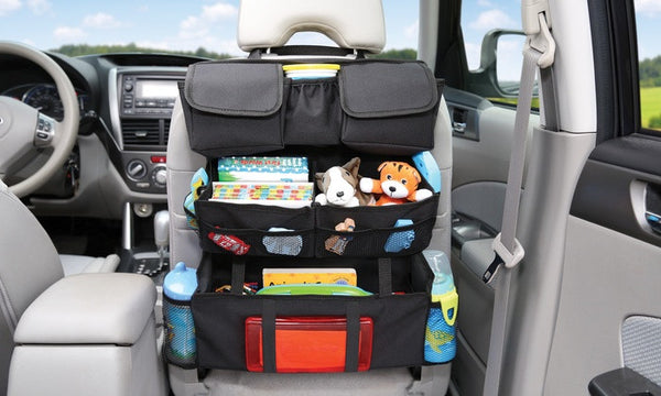 On the Go Back Seat Organizer