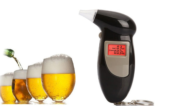 Alcohol Breathalyzer Tester