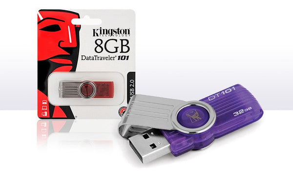 Kingston DataTraveler 101 G2 USB Drive