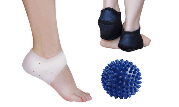 Plantar Fasciitis Foot Care Set