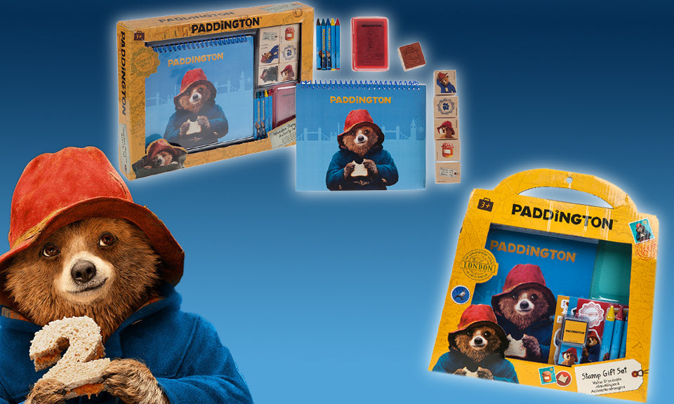 Paddington Bear Stamper Activity Sets