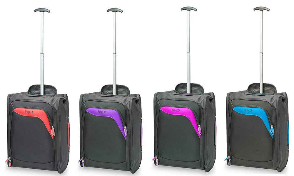 Babz Cabin Sized Luggage Case