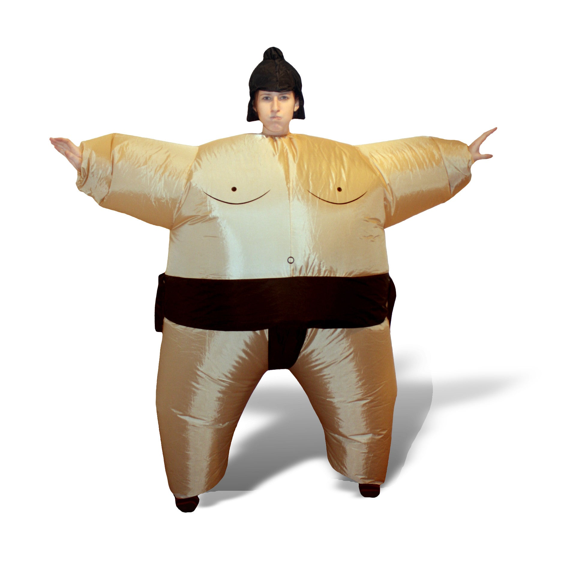 Self Inflating Sumo Costume
