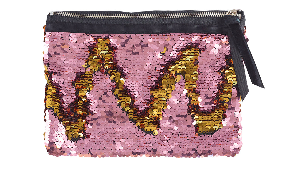 2 Tone Mermaid Sequin Purses
