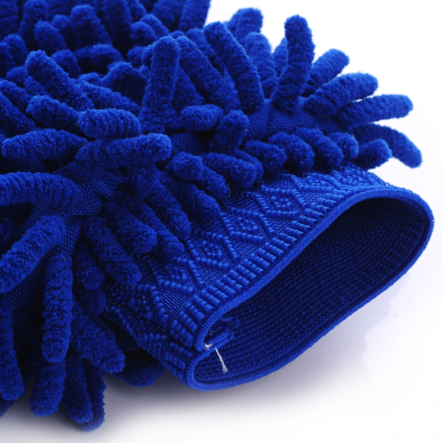 Floor Polishing & Cleaning Microfibre Mop Mitts
