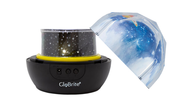Globrite 2in1 Star Projector and Lamp