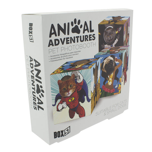 Animal Adventures Pet Photobooth