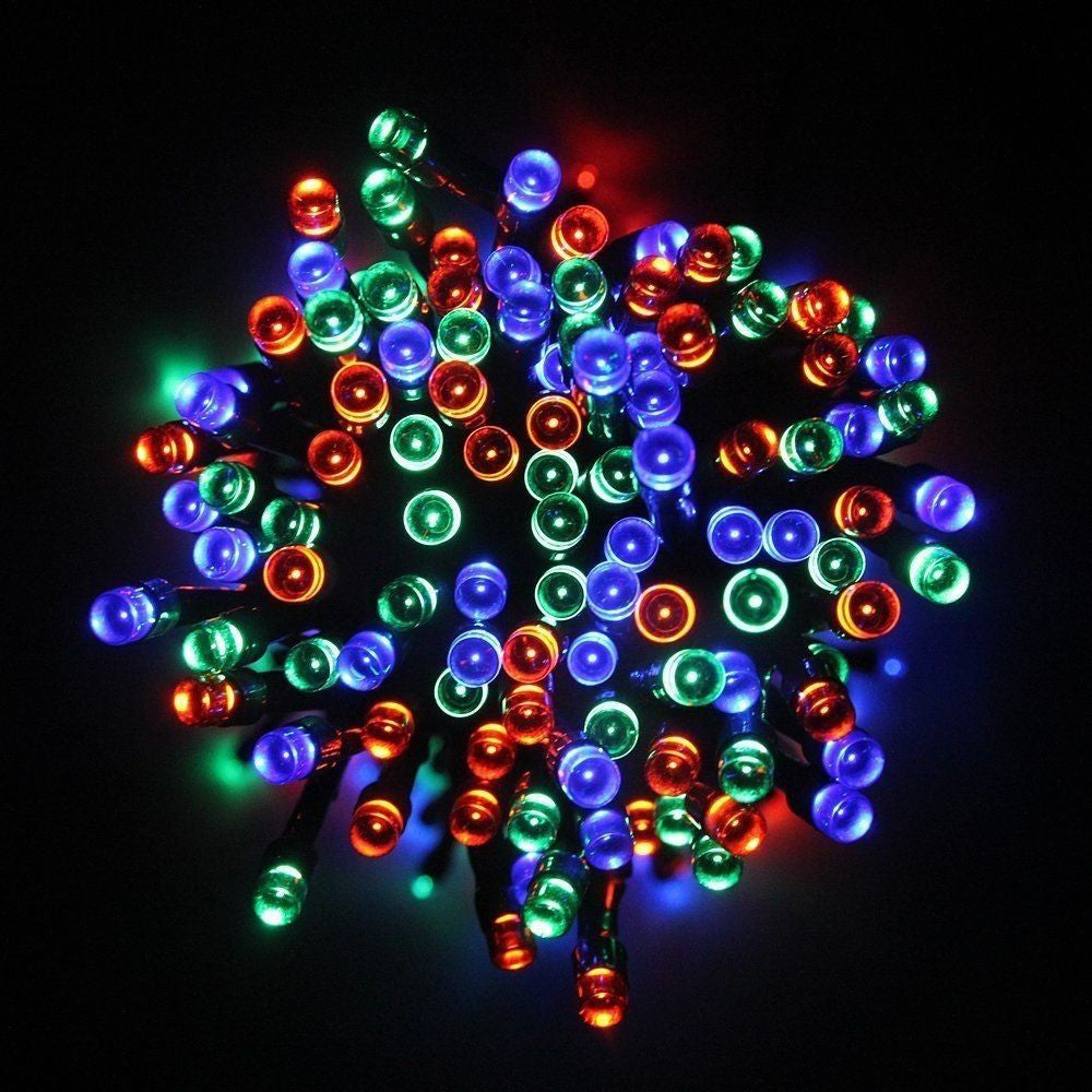 50,100, 200, 300 LED GloBrite String Solar Powered Fairy Lights