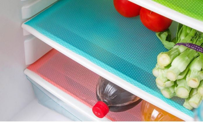 Multipurpose Fridge Mats 3 Pack