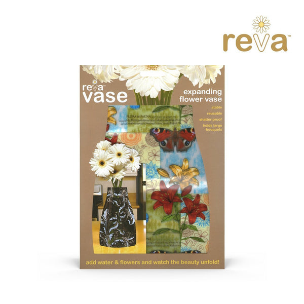 Reva Expanding Vase in Choice of Design