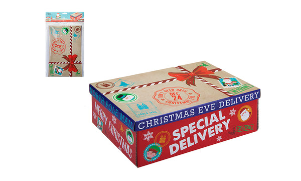Christmas Delivery Boxes