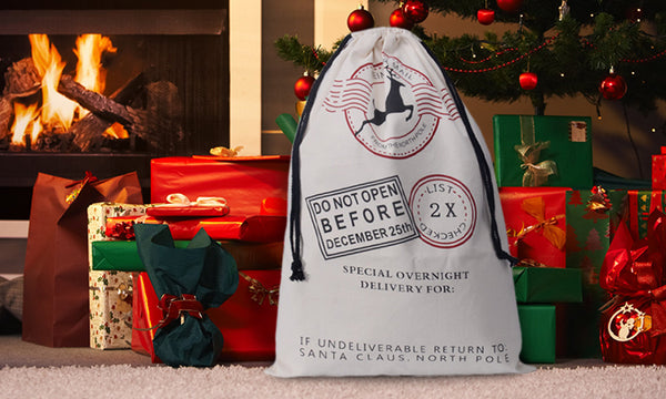 christmas delivery mail sack - Does Mail Get Delivered On Christmas Eve