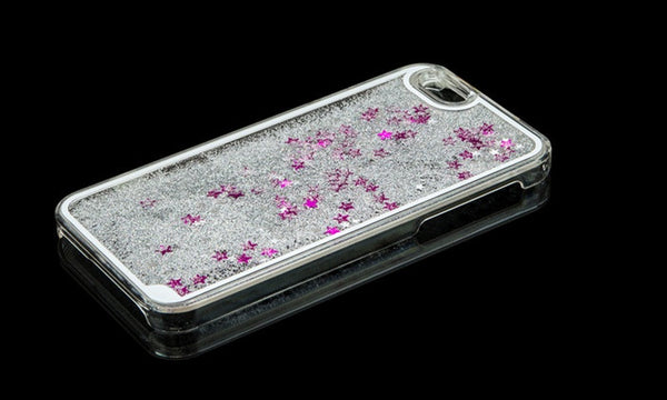 Waterfall Glitter Case for iPhone 5/5s, 6/6s