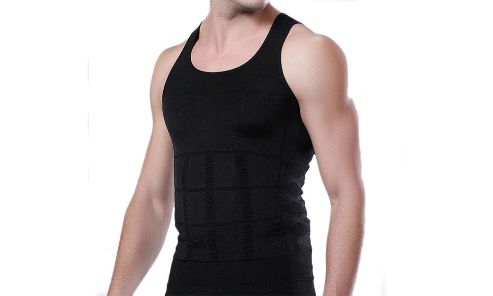 Men's Body Shaping Slimming Vests