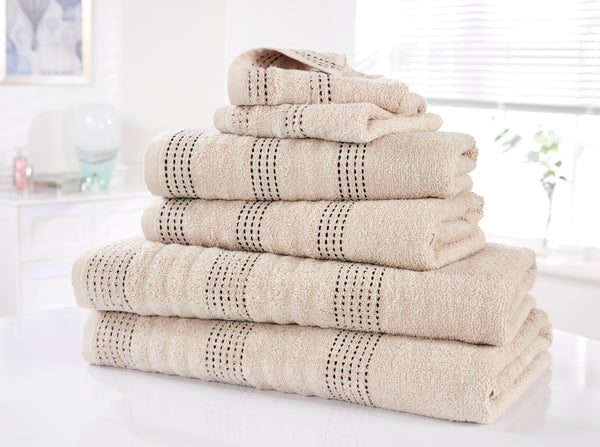 Rapport Home 6 Piece Spa Egyptian Cotton Towel Bale