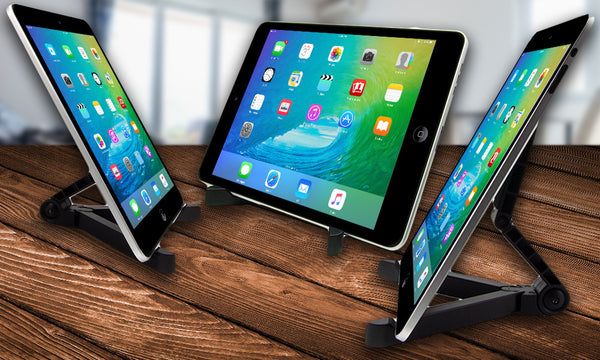 Folding Tablet & Phone Stand