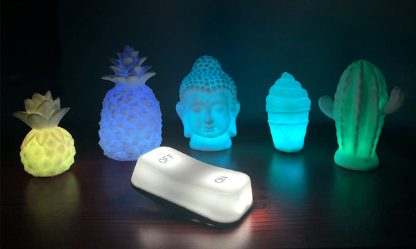 Themed LED Lamps