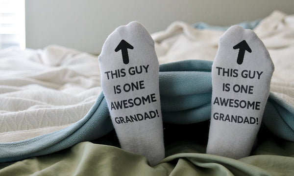 Awesome Grandad Socks