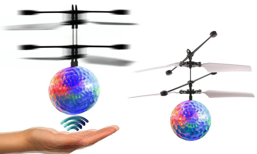 Electric Infrared Flying Helicopter Ball