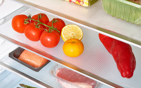 Clear Multipurpose Fridge Mats 3-Pack