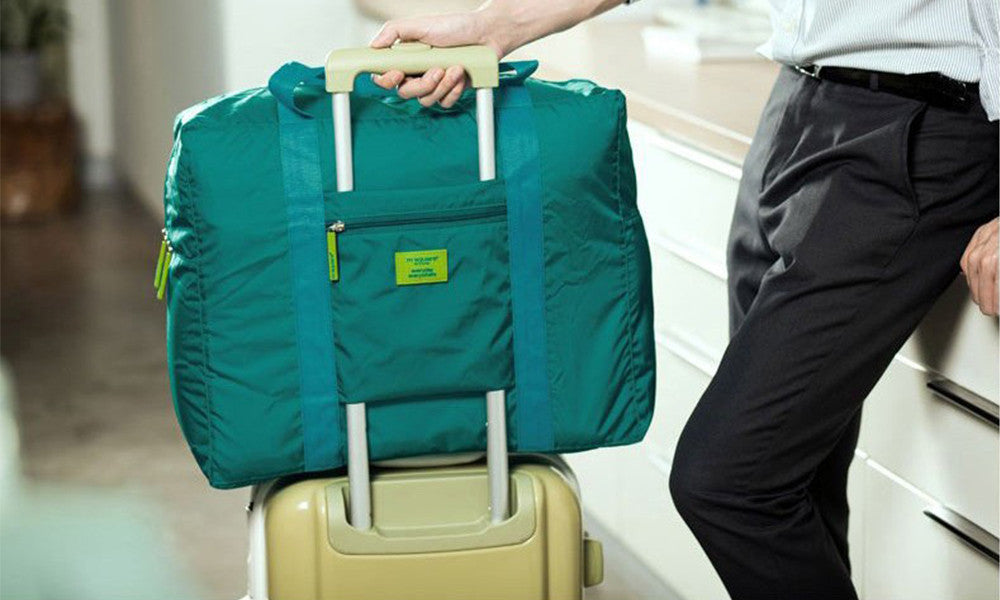 Convenient Travel Bag - Attach To Your Luggage