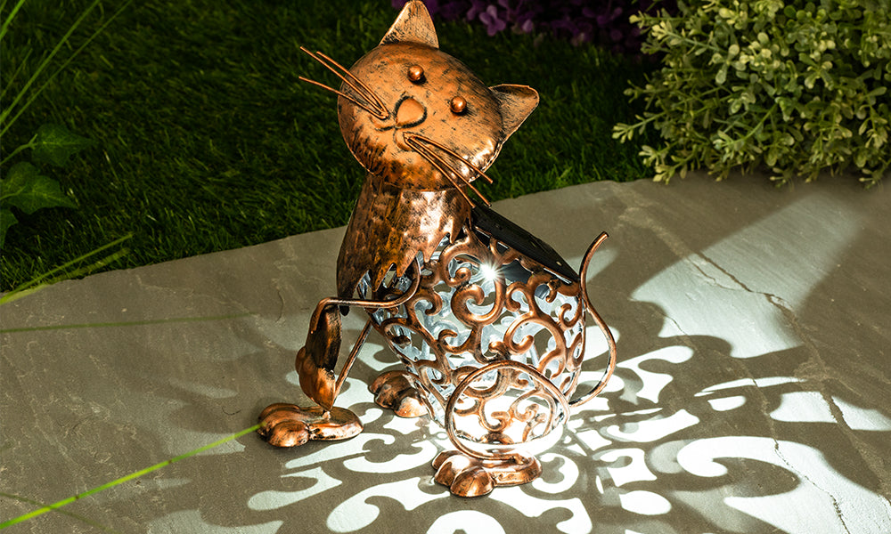 GloBrite Solar Copper Animal Lights