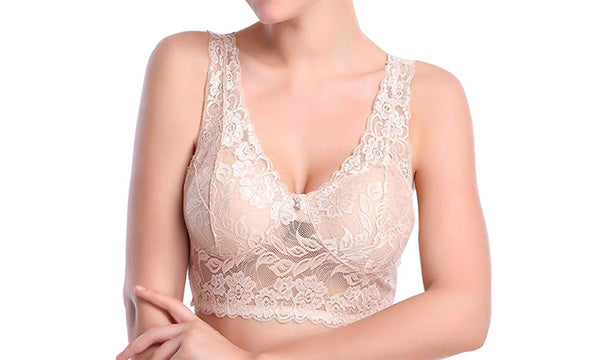 3 Pack Wireless Bra