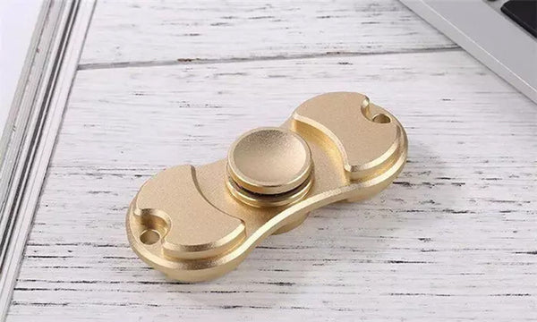 Fiddlerz Zinc Alloy Bar Spinner - Stress and Anxiety Reliever