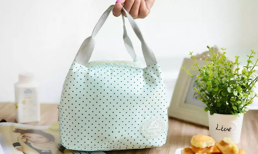 Pastel Thermal Lunch Bag