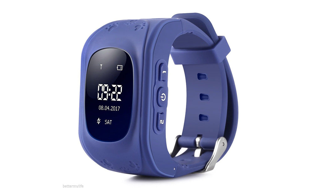 Kequ Kids LBS Tracking Smart Watch