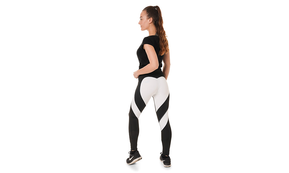 Heart Sports Leggings
