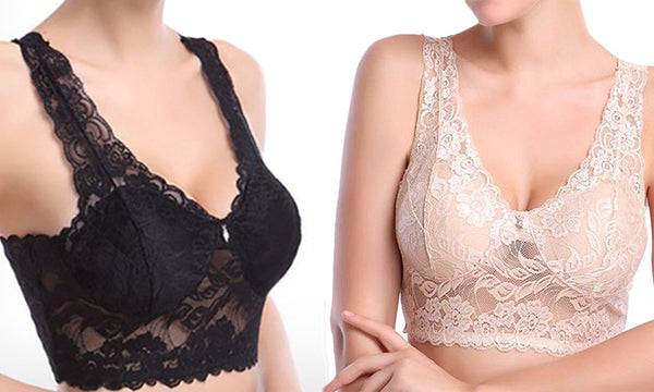 2 Pack Wireless Bra
