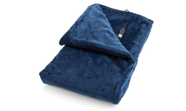 USB Heated Shawl and Lap Blanket