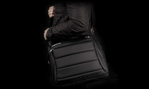 T2 Hybrid laptop/notebook bag with rucksack option