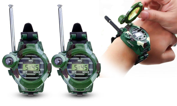2pk Walkie Talkie Watches