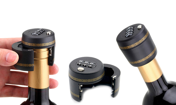 Wine Combination lock