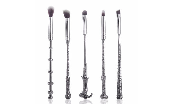 Magic Wand Make Up Brush Set