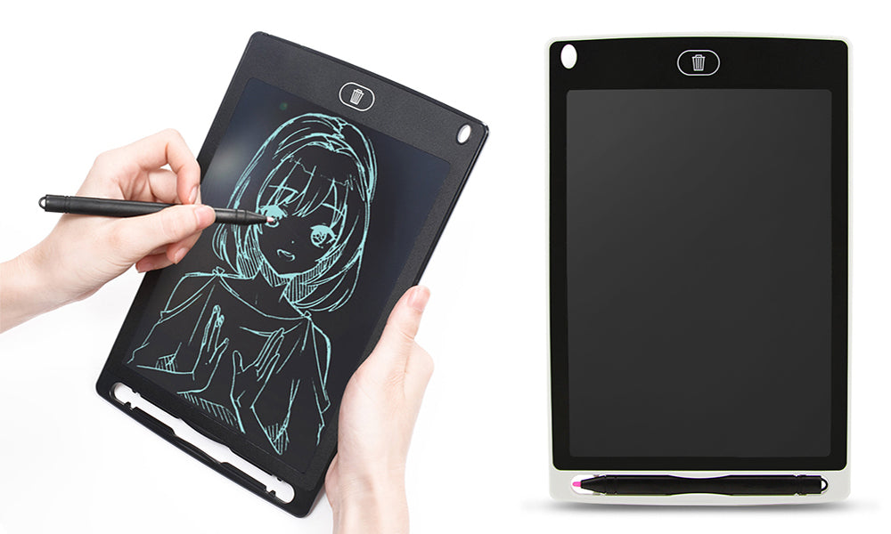 Kids' Digital Drawing & Writing Tablet - 3 Colours