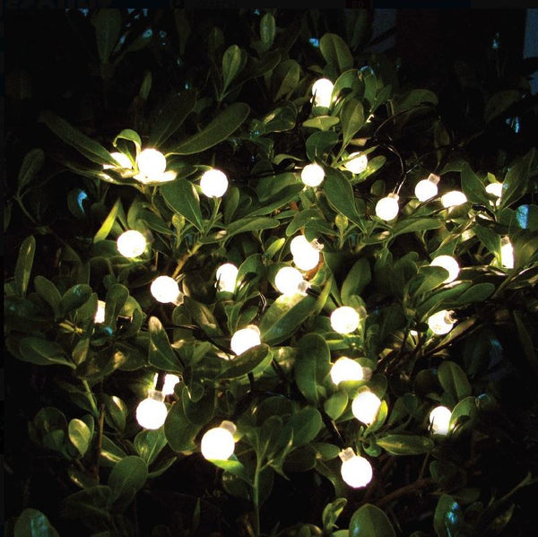 Balls Garden Solar String Lights