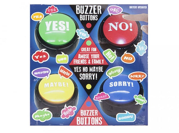 Buzzer Button Games